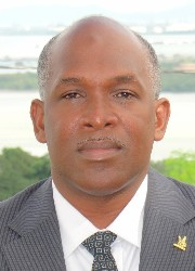 Rev. Derick Henry, Presiding Bishop, NW Trinidad District
