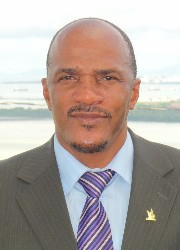 Rev. Dr. Vernon Arthur, Presiding Bishop, Tobago District