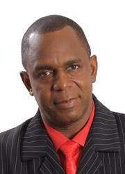 Rev. Stephen Andrews, Presiding Bishop, Antigua