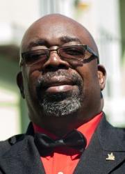 Rev. Dr. Desmond Ferrette, Member-at-Large