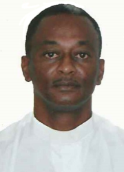 Bishop Lyndon Mottley, Antigua/Barbuda, St. Kitts/Nevis